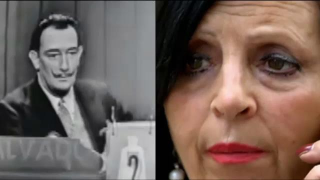 Femeia care a cerut dezgroparea lui Salvador Dali nu este fiica pictorului