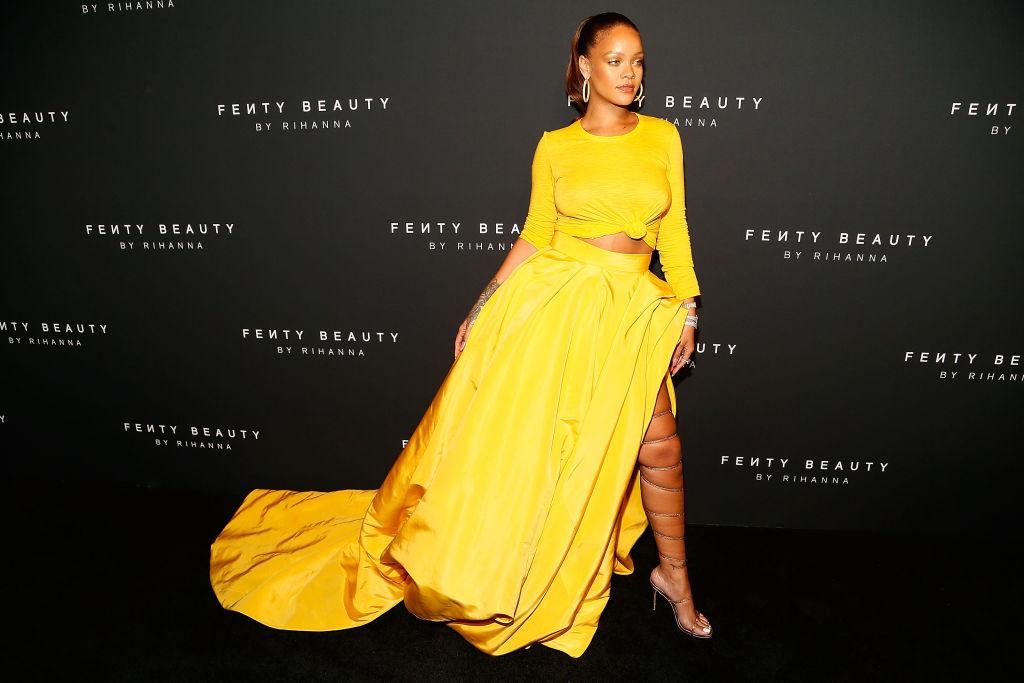 Rihanna, apariţie imposibil de ratat la Săptămâna modei de la New York