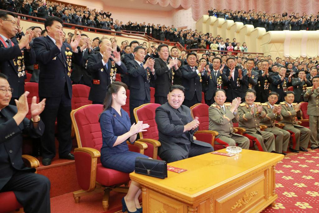 """Kim Jong-un a dat petrecere după testul """"bombei cu hidrogen"""". FOTO"""