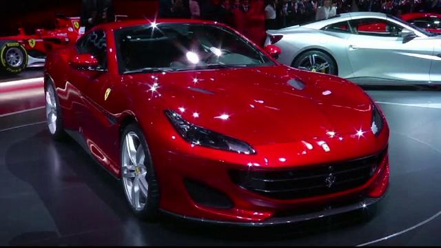 Salonul Auto de la Frankfurt: Ferrari, Lamborghini sau Bugatti, vedetele târgului