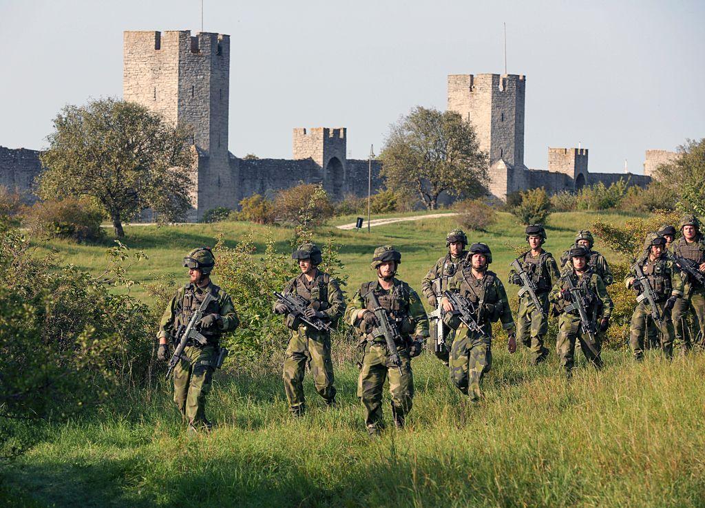 Exerciţiu militar de proporţii, în Suedia, simultan cu Zapad al ruşilor