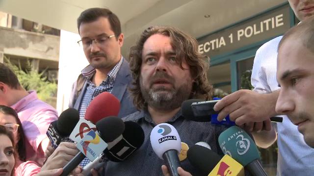 Mihai Goţiu, agresat de Mirel Palada, a depus plângere penală. Reacții după incident