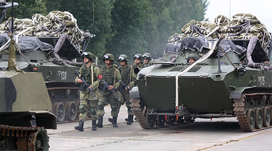 Rusia a început exerciţiul Zapad-2017, NATO se teme de o invazie. Ce spune Kremlinul