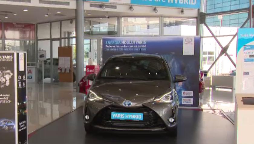(P) Segmentul eco s-a triplat - Toyota Hybrid motorul creşterii