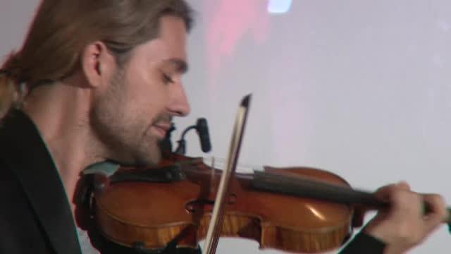 David Garrett, iubit în România.