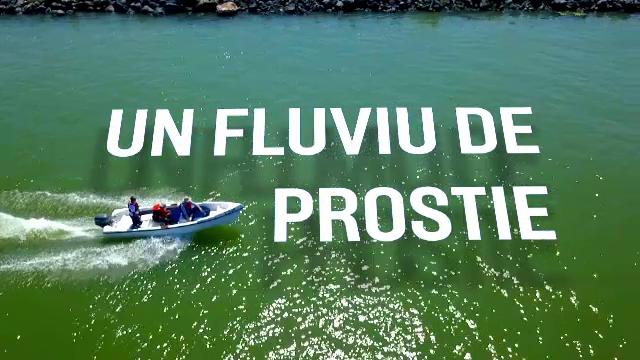 Autorităţile îşi bat joc de Dunăre. Navele de croazieră opresc doar dacă moare cineva, canalizarea se varsă în fluviu