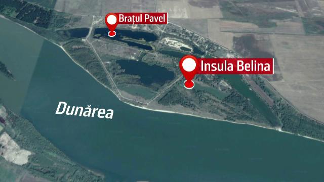 Insula Belina ar putea fi transformată în paradis fiscal.