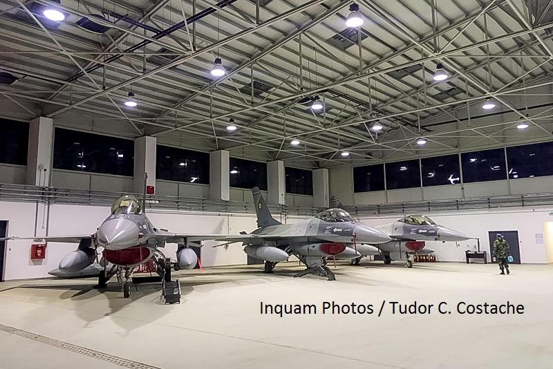 România primeşte ultimele 3 avioane F-16 din Portugalia. De ce se teme Rusia de ele