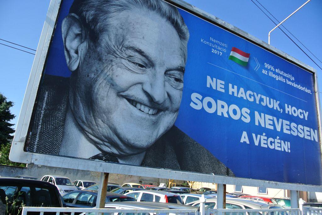 Referendum anti-Soros în Ungaria. Cele 7 întrebări puse de Guvern cetăţenilor maghiari