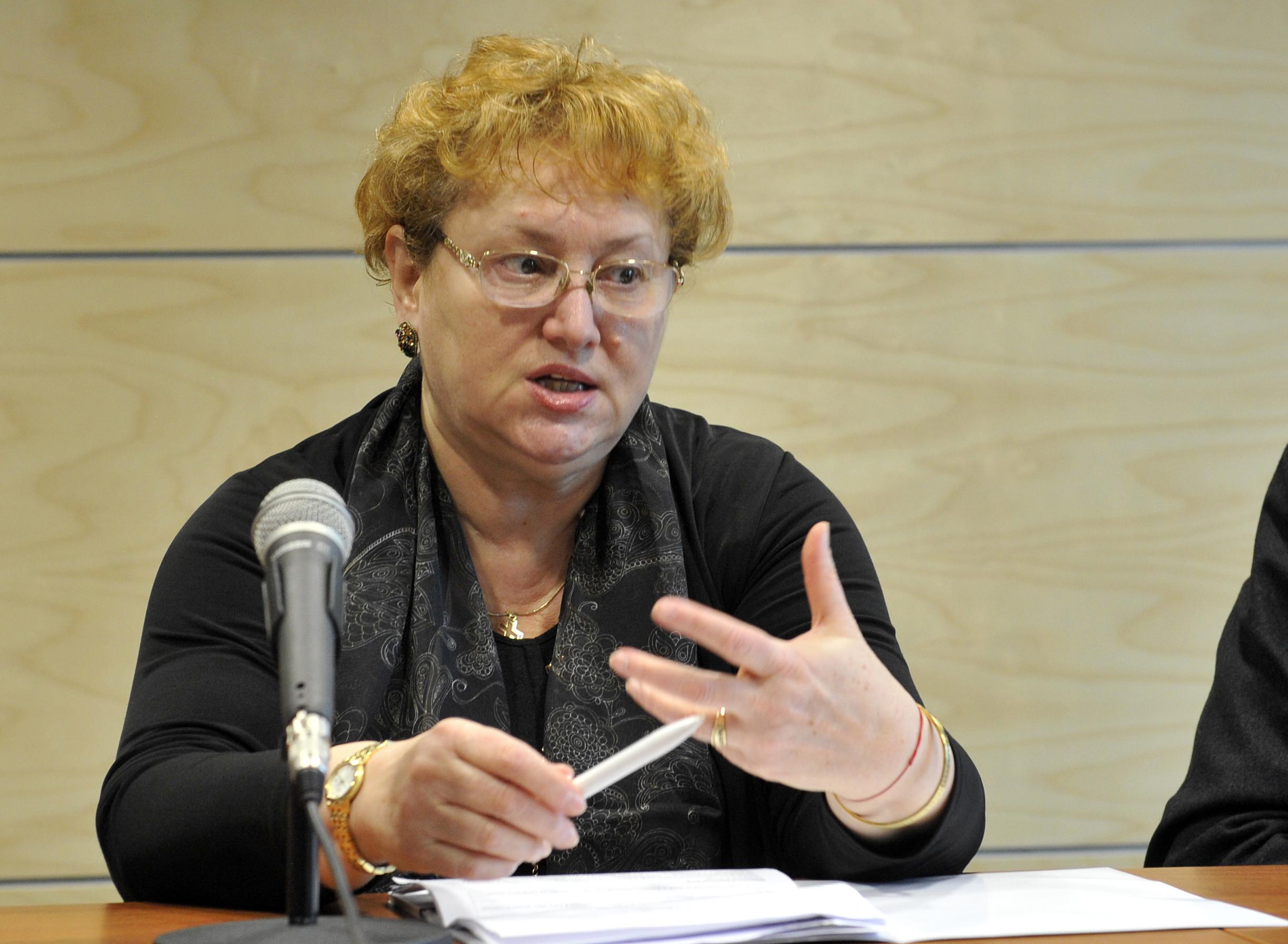 """Avocatul Poporului, Renate Weber: """"Nu văd care ar fi motivele să îmi dau demisia"""""""