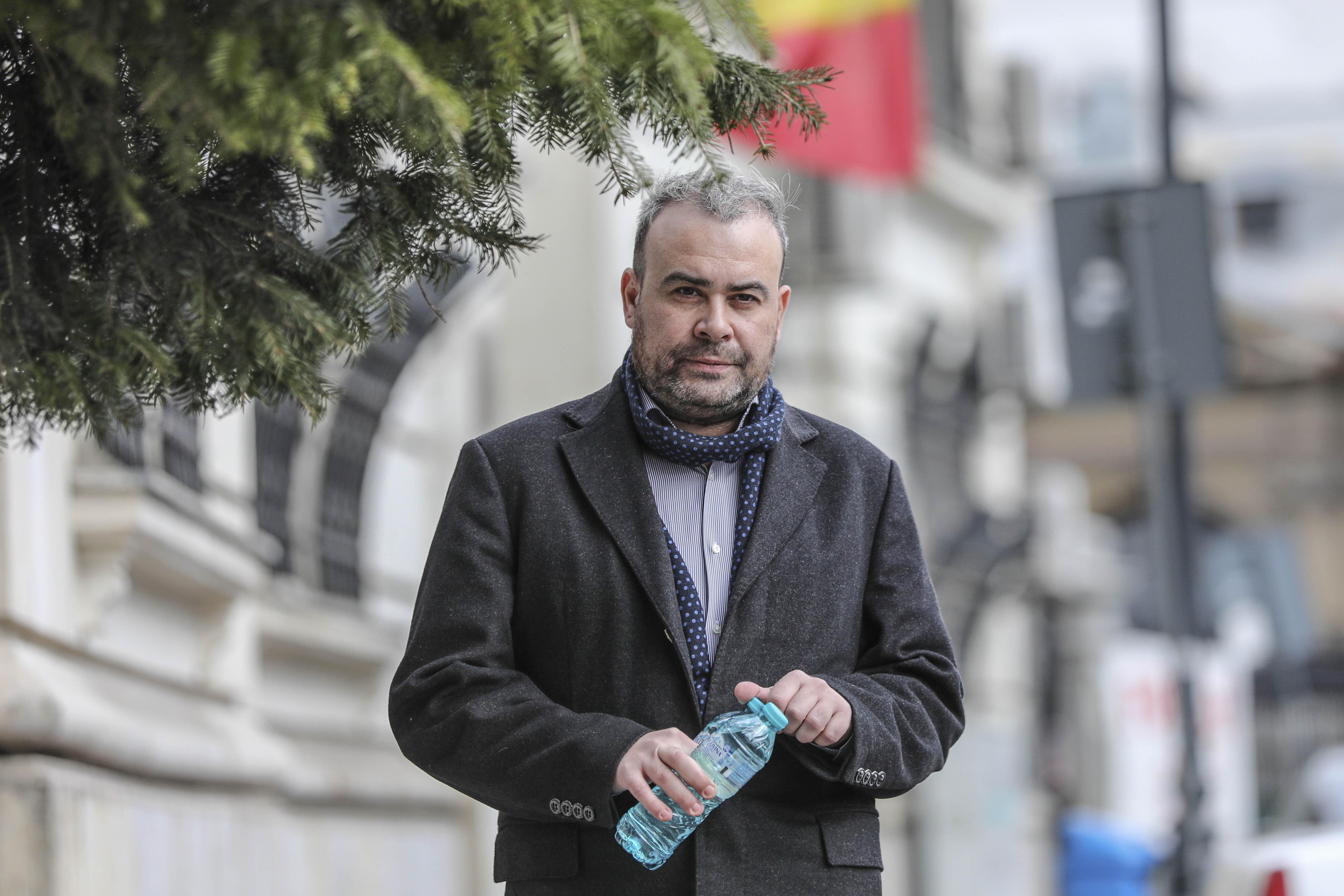 PNL cere demisia lui Darius Vâlcov, după ce acesta a publicat pe Facebook fişa medicală a unui protestatar