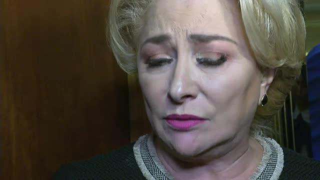 "Dăncilă, la ședința de Guvern: ""Grad de handicap grav, mintal, psihic, SIVA ... ăăă SIDA"""
