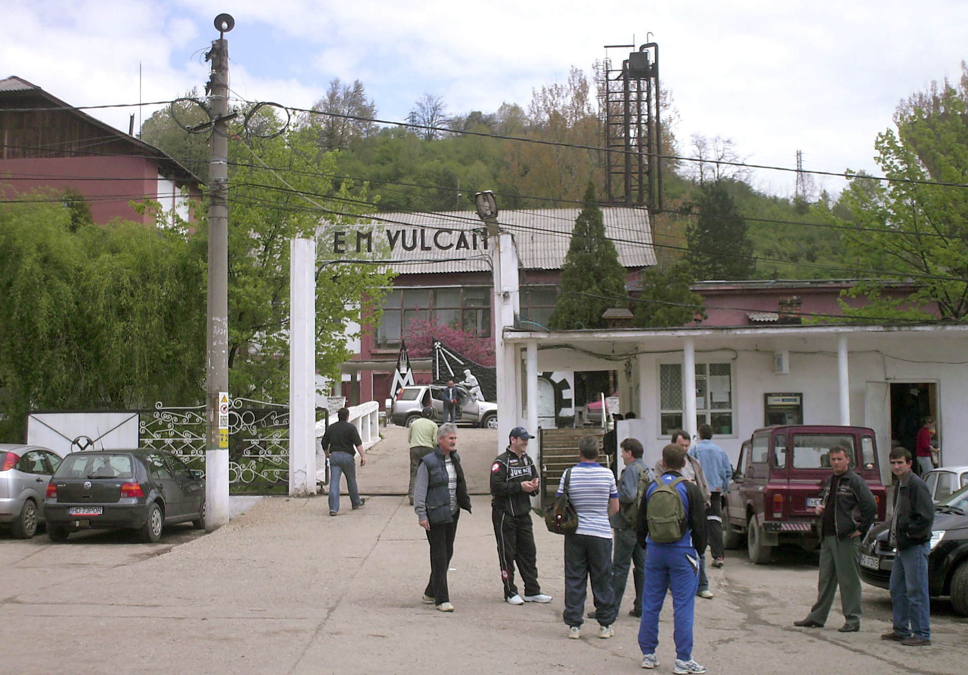 Accident de muncă la Mina Vulcan. Doi mineri, răniți