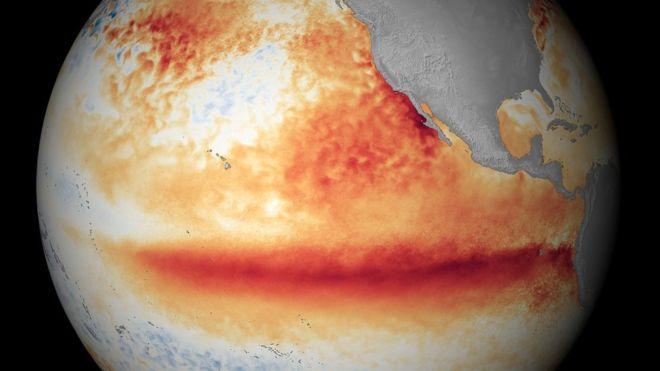 Organizația Meteorologică Mondială: Un nou fenomen El Nino se va produce în acest an