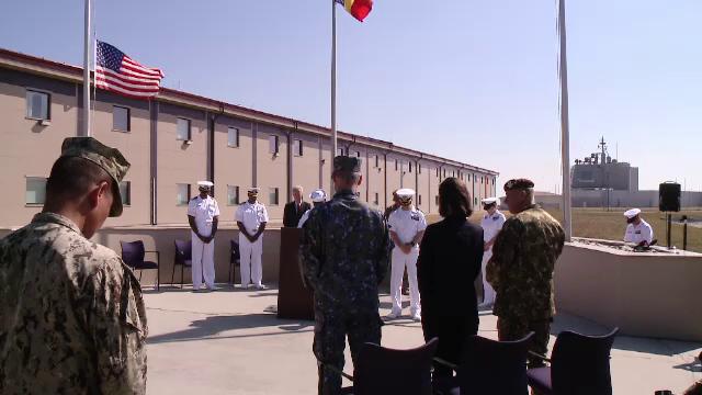 Victimele atacurilor de la 11 septembrie, comemorate şi la baza militară de la Deveselu