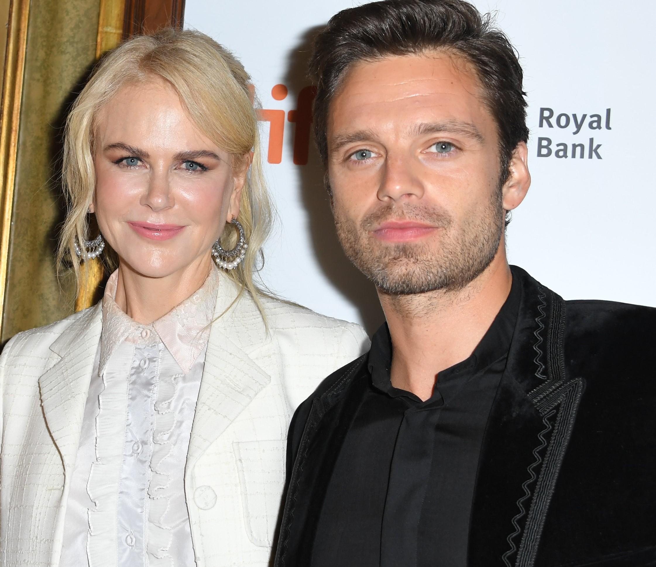 Nicole Kidman, imposibil de recunoscut în