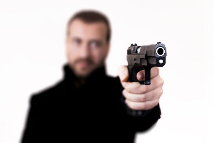 Episod violent în Galați. Bărbat împușcat de mai multe ori la ieșirea dintr-un cazinou