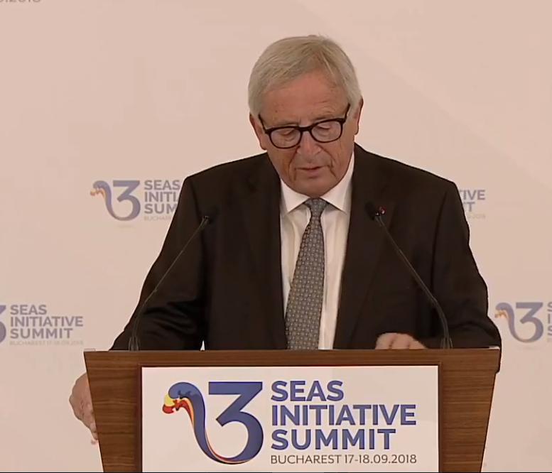 """Jean-Claude Juncker, la summit: """"Când se vorbeşte despre statul de drept, există mereu strănuturi în sală"""""""