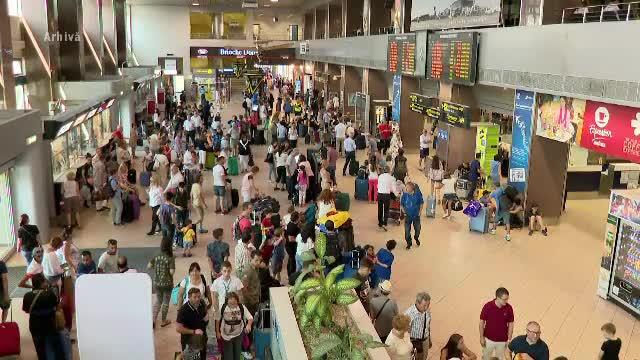 Cetăţean chinez, prins pe Aeroportul