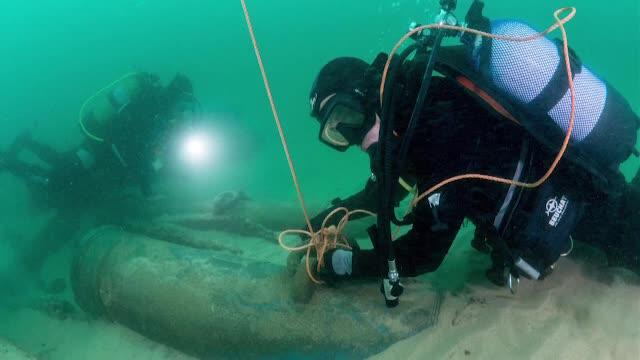 Descoperire unică, în epava unei corăbii portugheze veche de sute de ani