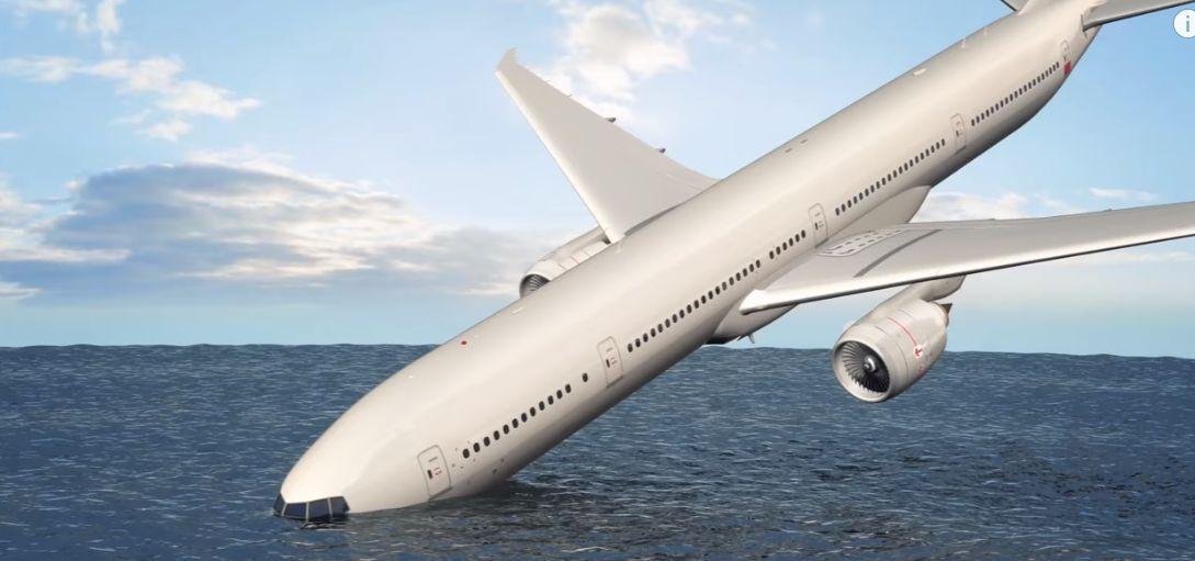 """Ultimele clipe ale avionului MH370. A căzut în ocean într-o """"spirală a morții"""""""