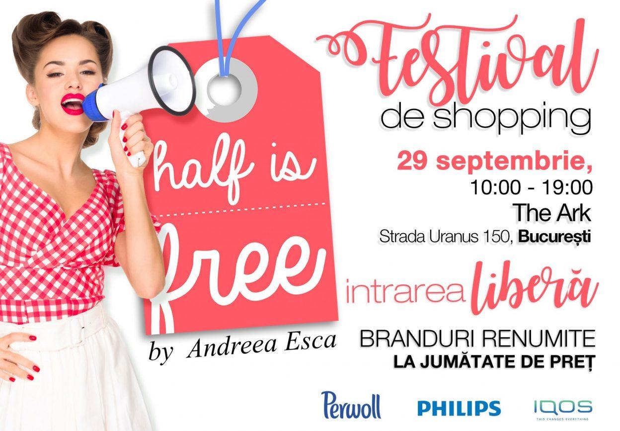 Half Is Free revine la București, la The Ark, pe 29 septembrie