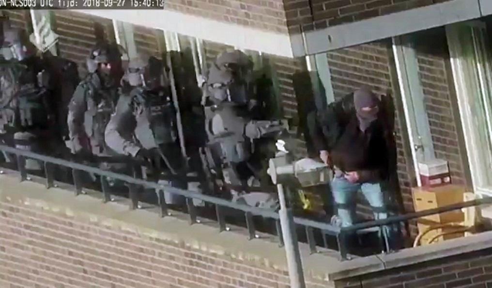 Atentat cu explozibili şi puşti de asalt, dejucat în ultima clipă în Olanda