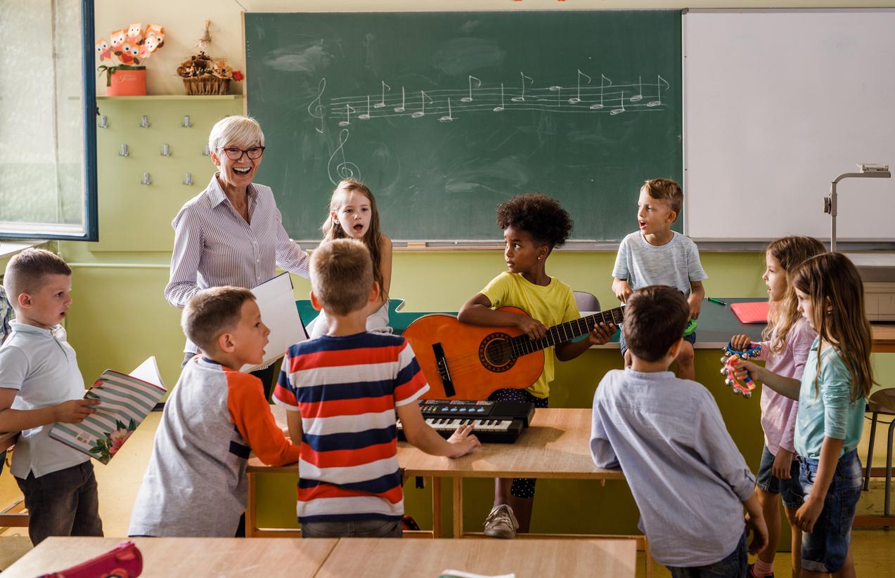 Cantece pentru copii folosite ca instrumente de manipulare. Ce urmaresc autoritatile