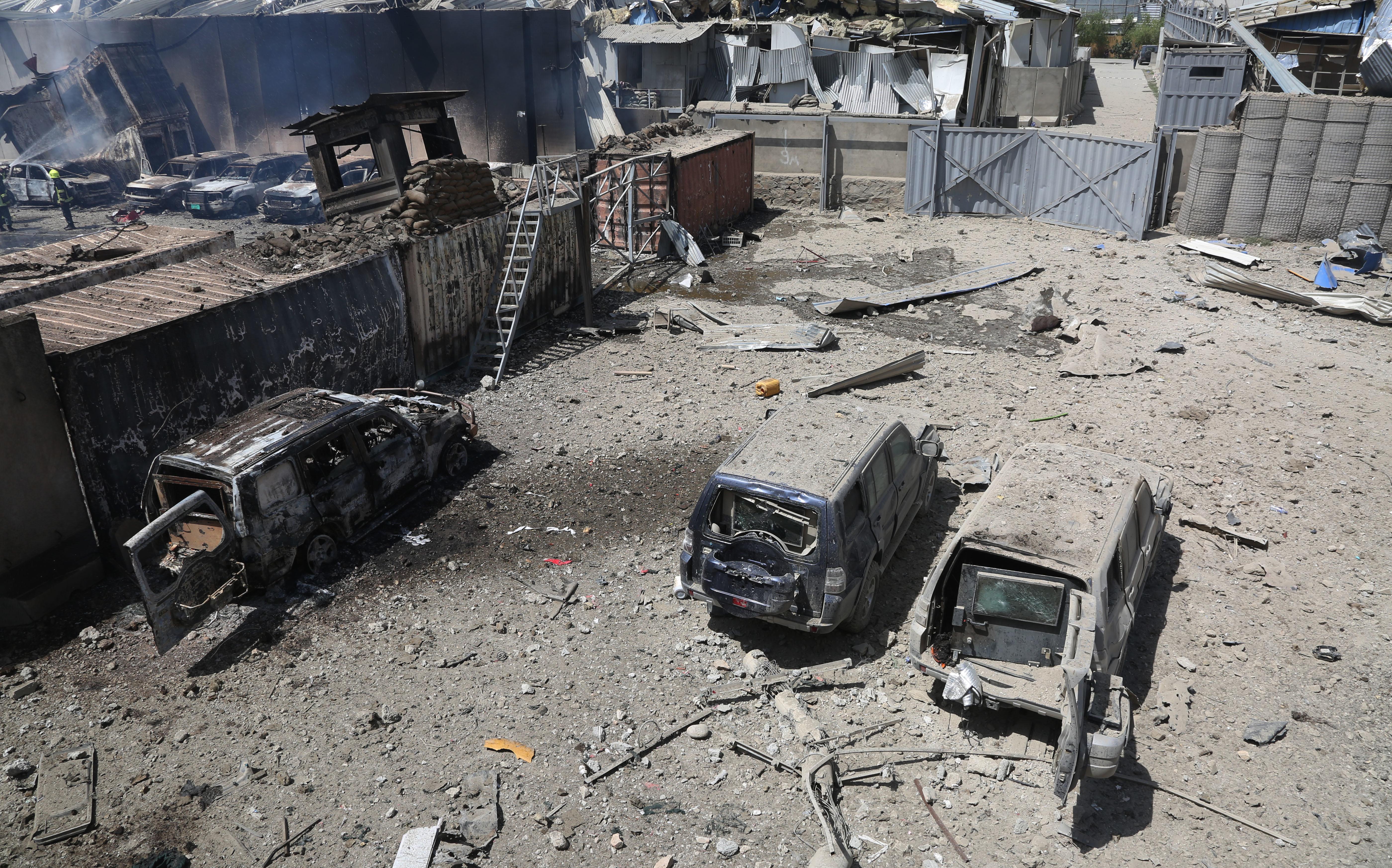 Un oficial român a murit într-un atac terorist în Kabul