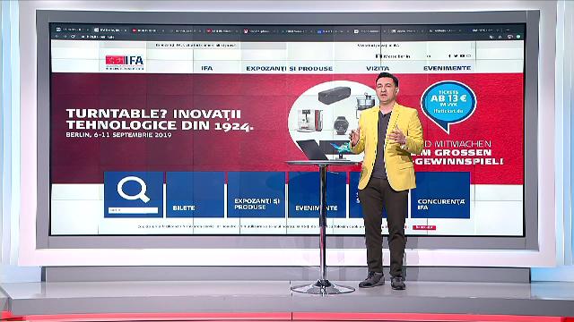 iLikeIT. Cel mai mare târg de tehnologie din Europa, IFA Berlin, îşi deschide porţile