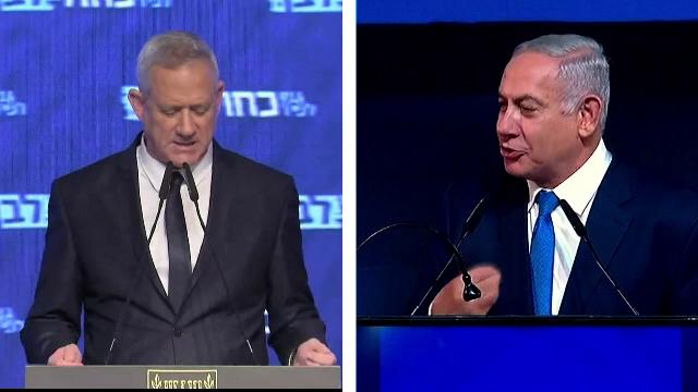 Alegeri legislative foarte importante în Israel. Cum stau cele două principale partide