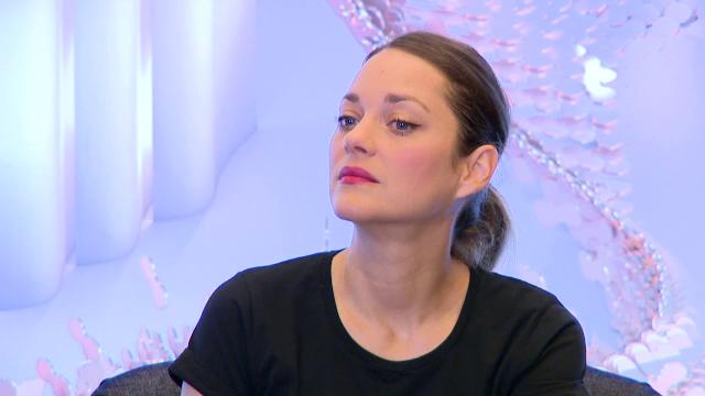 """Actriţa Marion Cotillard, în rolul Ioanei d'Arc la București. """"Mi s-a părut magnifică"""