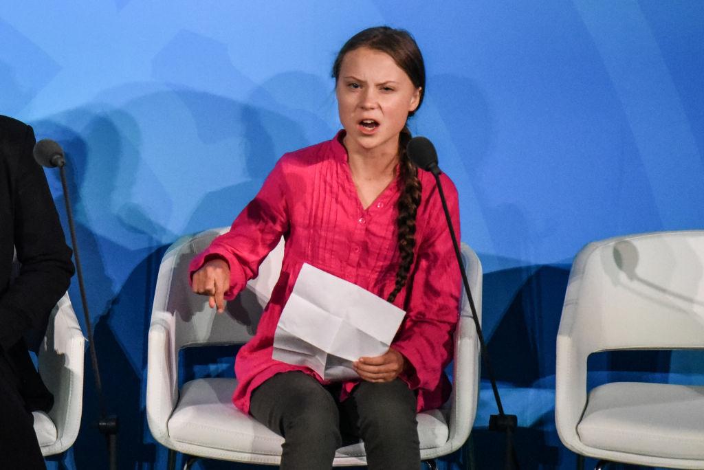 """Greta Thunberg, reacție furioasă la ONU: """"Mi-aţi furat visele cu vorbele voastre"""""""