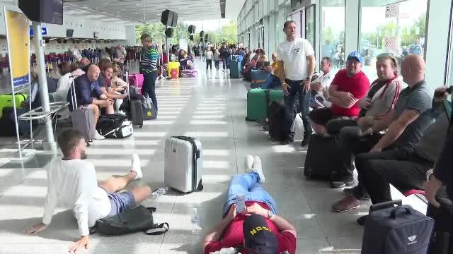 Falimentul Thomas Cook. Mii de turiști sunt în continuare blocați în aeroporturi
