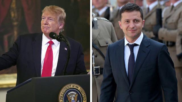 Ajutorul acordat Ucrainei, blocat la 90 de minute după apelul telefonic Trump-Zelenski