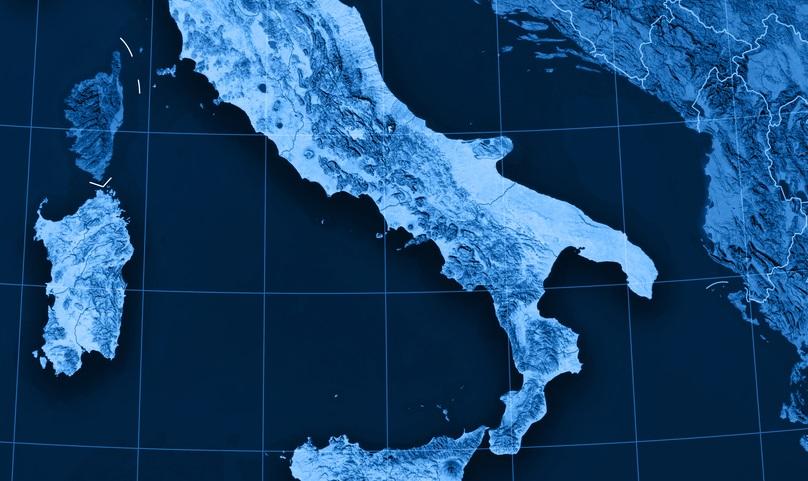 Vulcani secreți, descoperiți în apropierea Italiei. Cercetătorii analizează riscurile