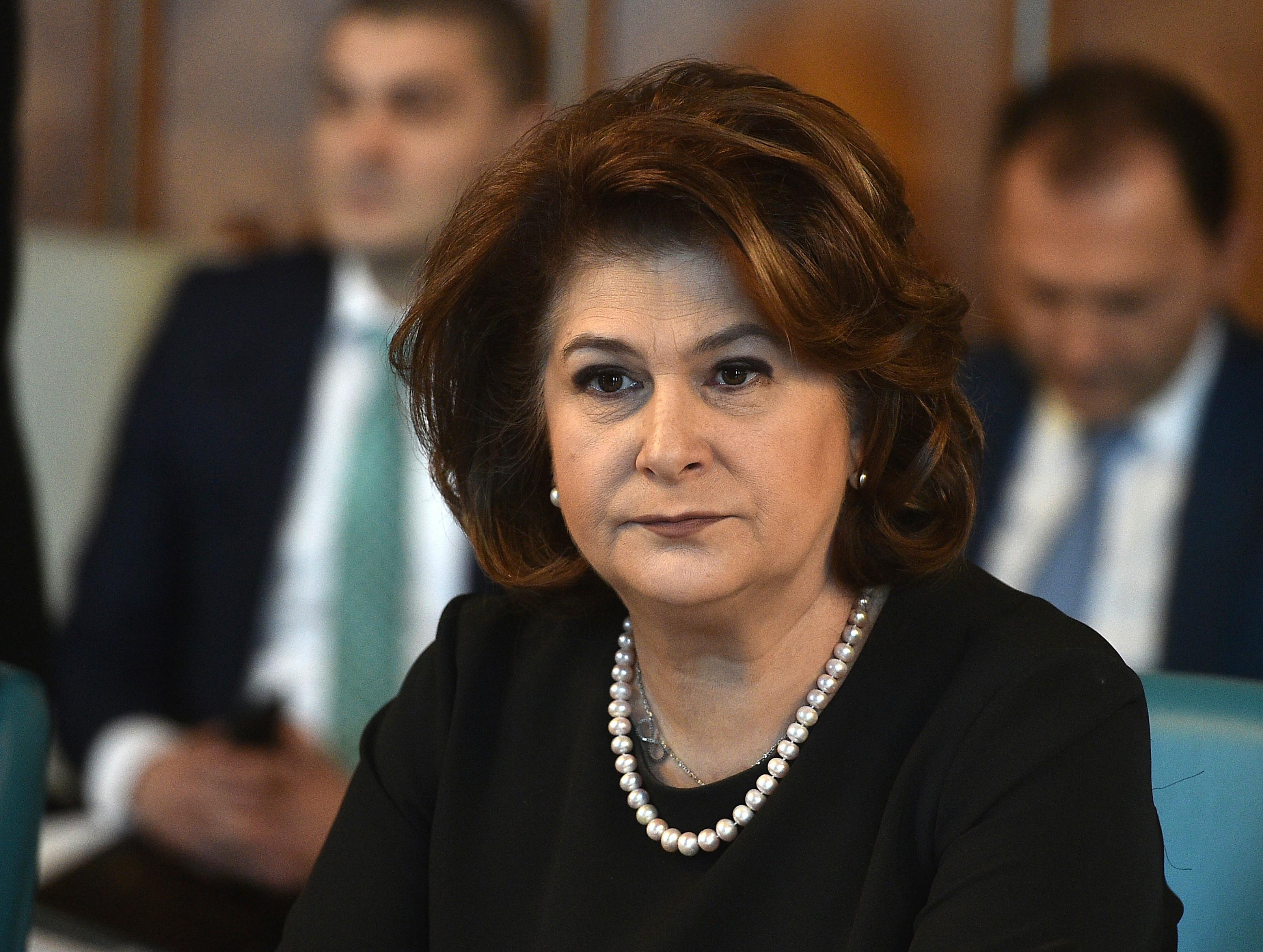 Rovana Plumb, invitată azi la o audiere extraordinară în comisia europarlamentară JURI