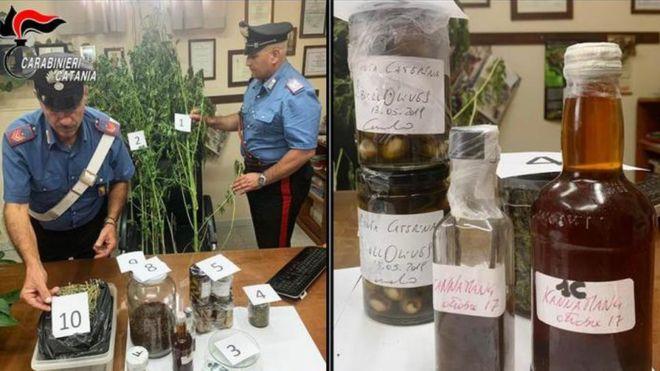 Chef celebru arestat după ce a fost prins folosind marijuana în preparatele sale