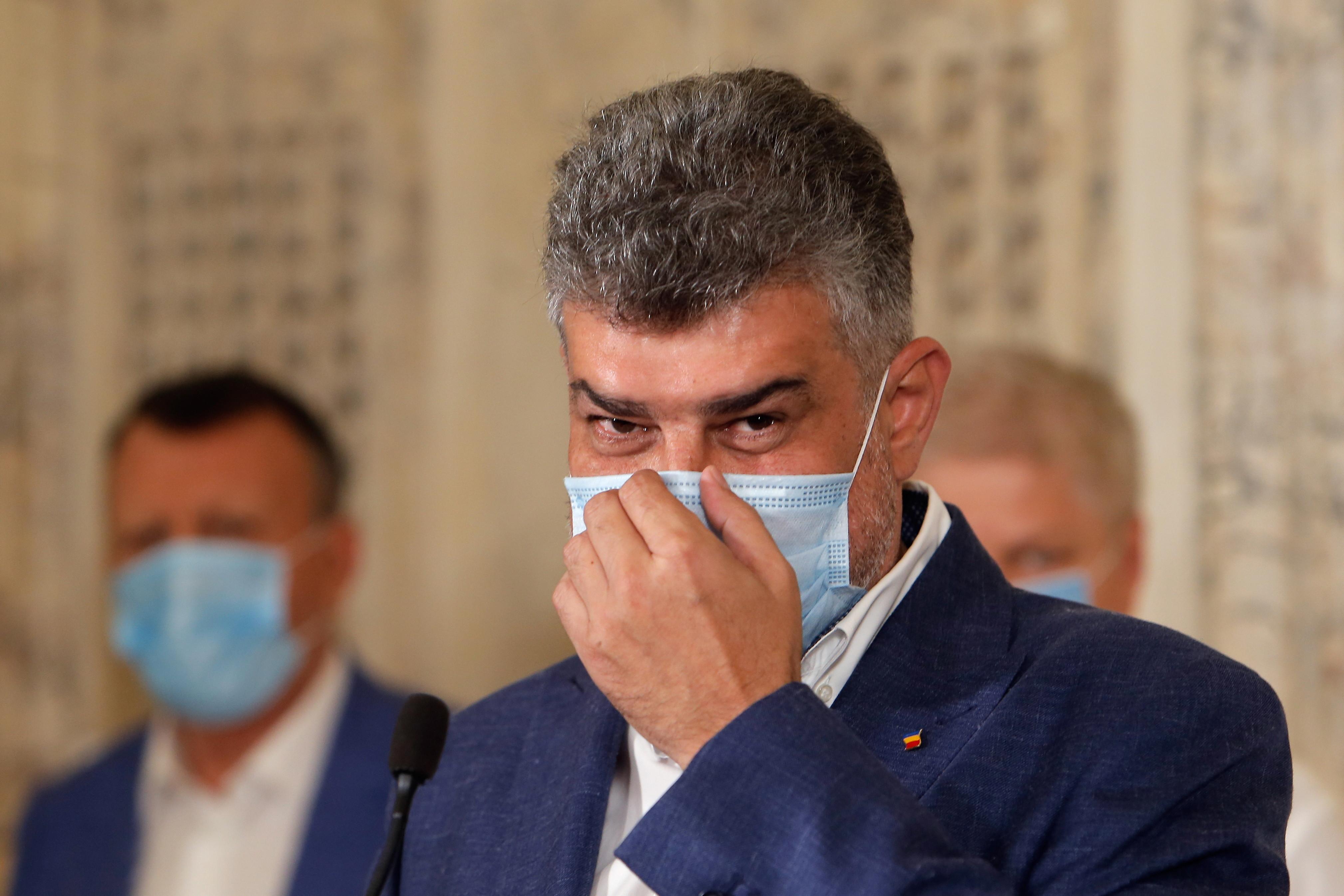 Ciolacu, despre liderii coaliției: S-a umflat socata în voi! Vă maimuțăriți la tv încercând să păreți gravi