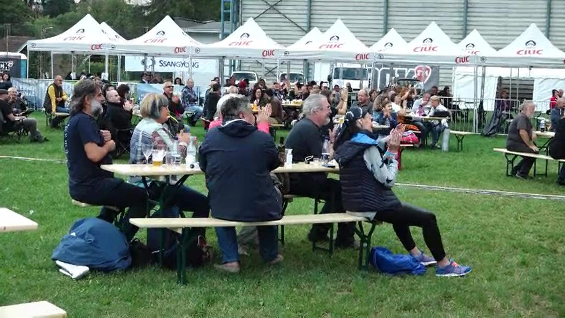 """Tușnad Gastro Blues Fest 2020: """"Și în suflet m-a plouat şi tot s-a cântat!"""""""