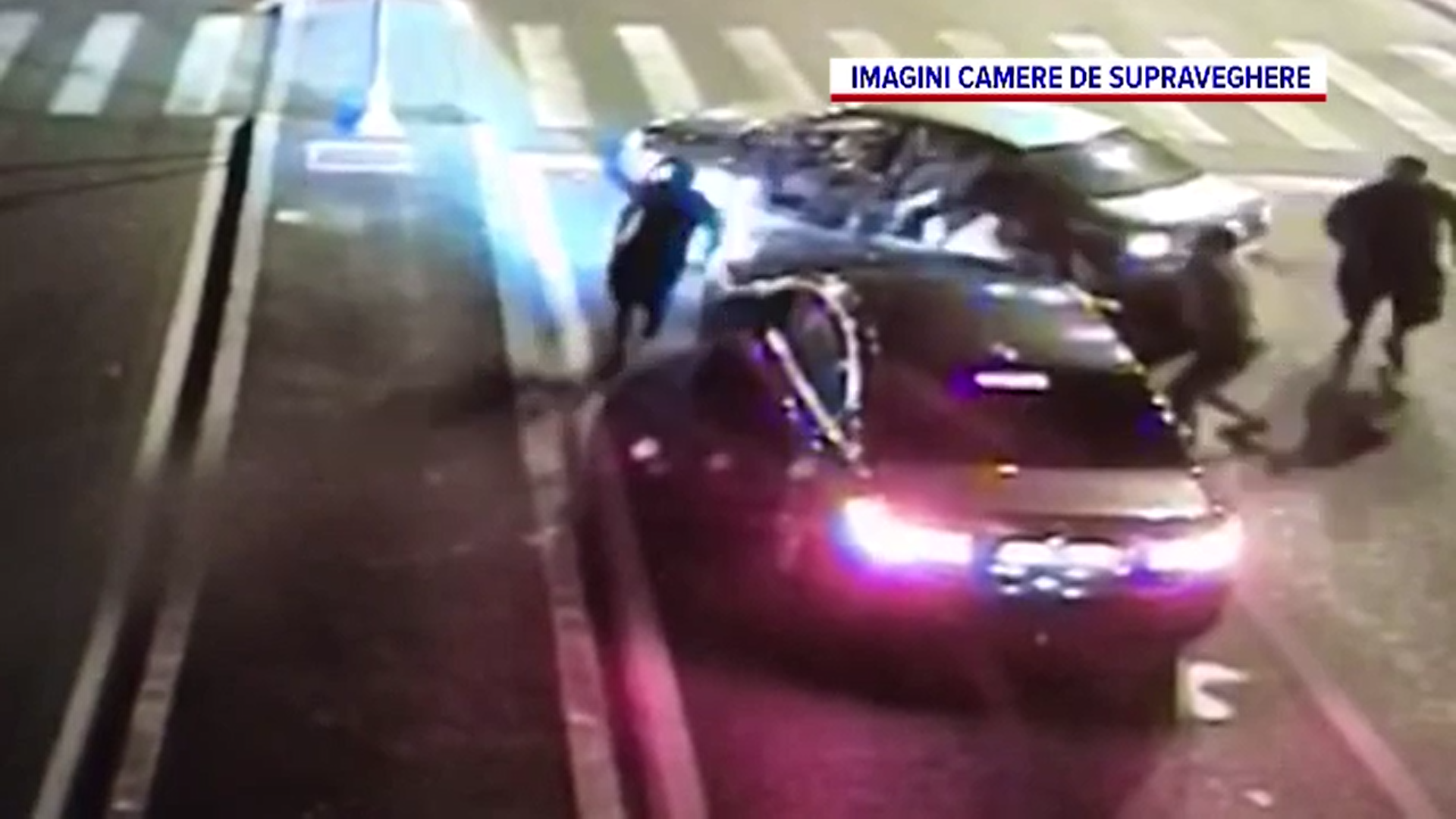 VIDEO. Un tânăr de 29 de ani din Timișoara a fost atacat de membrii unui clan
