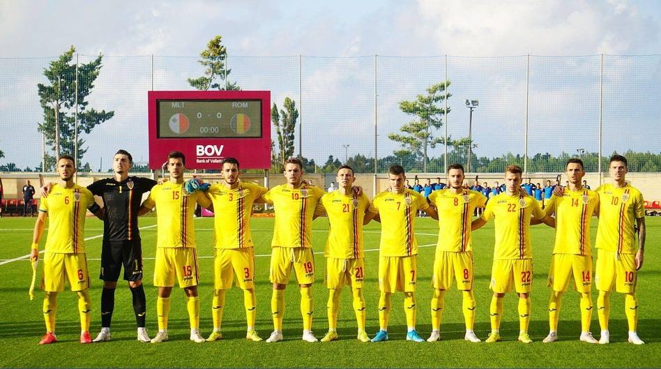 Victorie pentru naționala U21 a României în meciul cu Malta. Ce loc ocupă elevii lui Mutu în clasamentul grupei