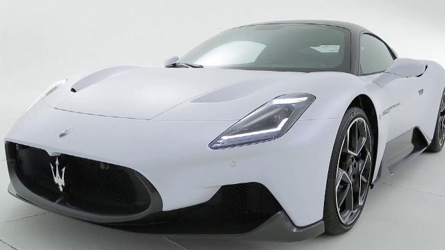 Maserati și-a lansat cel mai nou model. Cum arată supermașina cu 630 CP