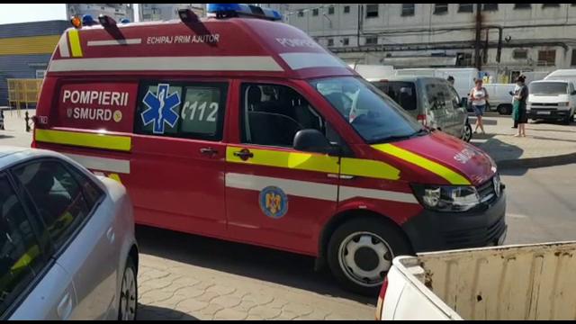 Un jandarm care asigura paza la Centrala Nucleară de la Cernavodă s-a împuşcat în timpul serviciului