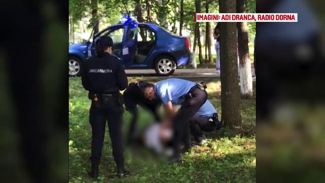 Jandarmerița care a folosit un spray lacrimogen împotriva unui bărbat în Vatra Dornei, decedat ulterior, trimisă în judecată