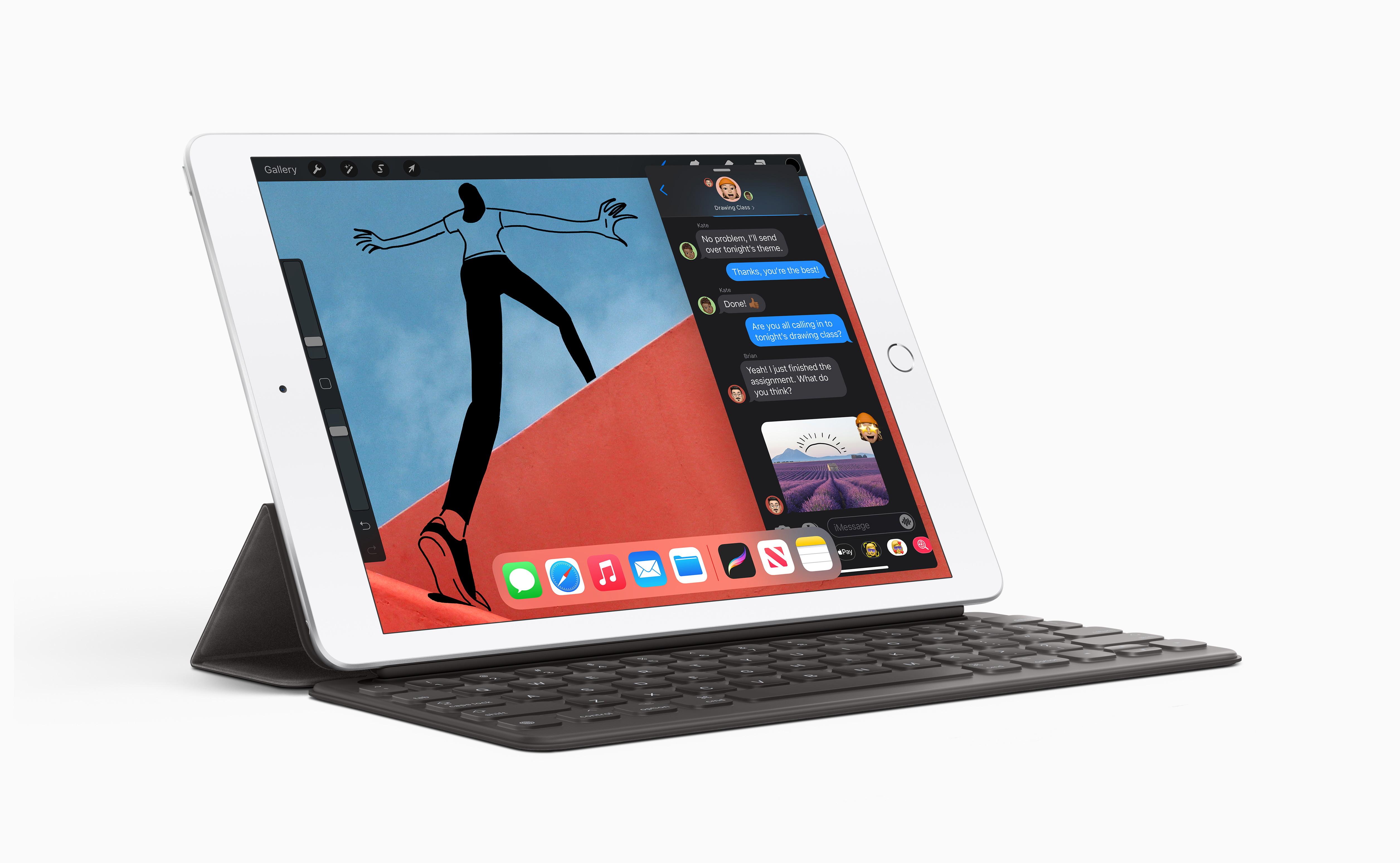 Compania Apple nu a lansat încă iPhone 12, dar a prezentat două noi iPad-uri