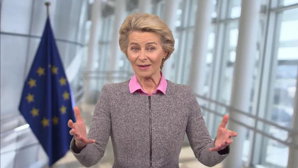 """Dezbatere eveniment. Ursula Von Der Leyen: """"Accesul la internet este un `drept digital` esențial"""""""