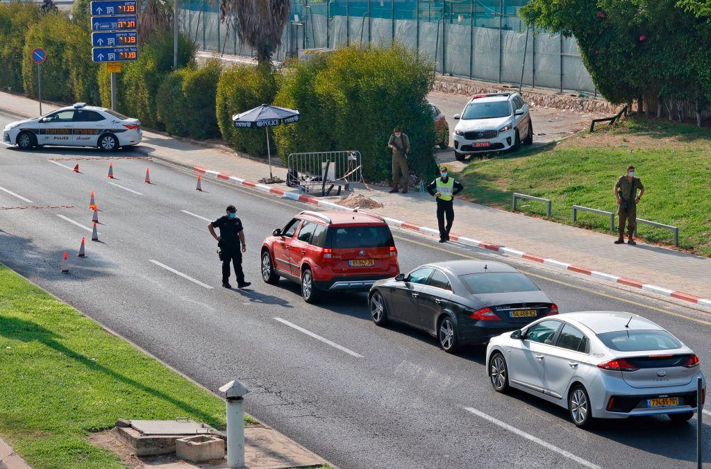 Israelul are în vedere închiderea frontierelor sale terestre pentru câteva zile