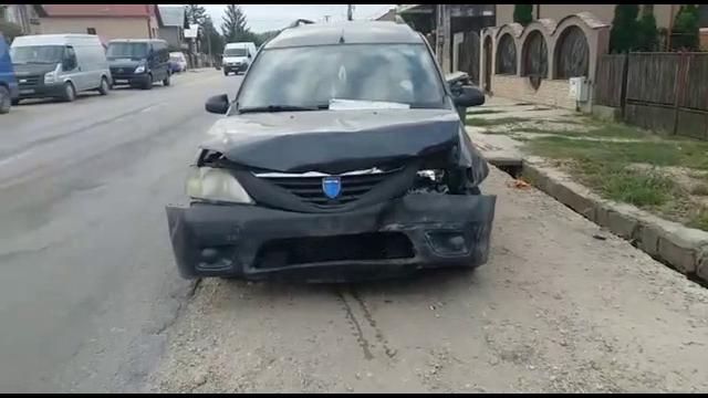 Două accidente în Dâmbovița, cauzate de un șofer de 71 de ani și un biciclist de 64