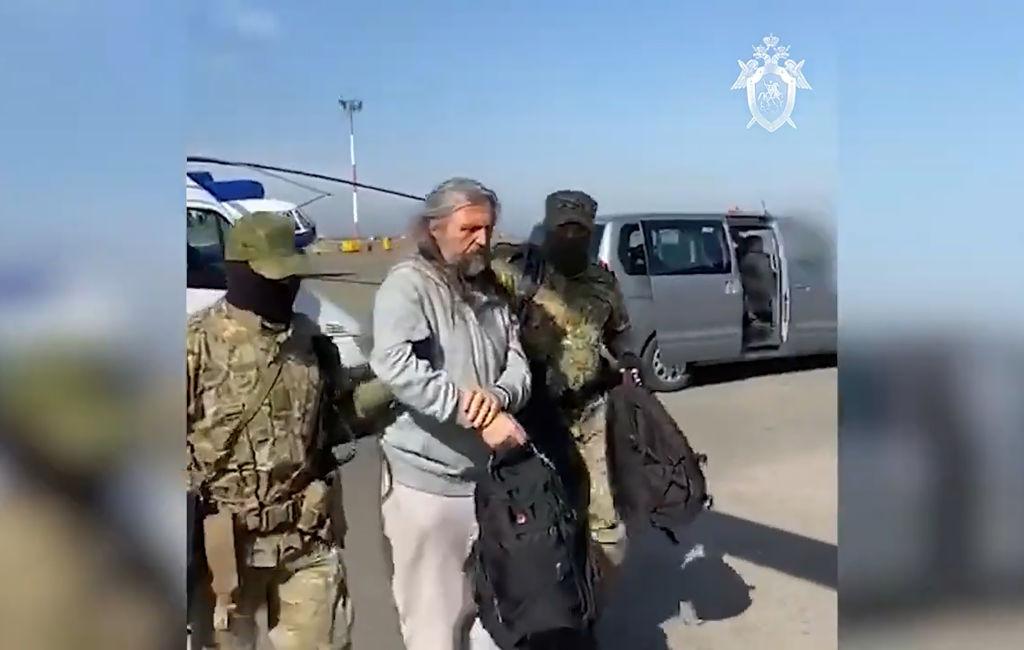 Un celebru guru din Siberia, Vissarion, cu mii de adepți, arestat de forţele speciale